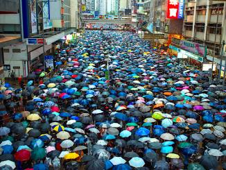 HongKong-Protests