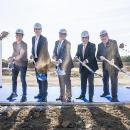 K+N breaks ground for new Luxembourg logistics centre