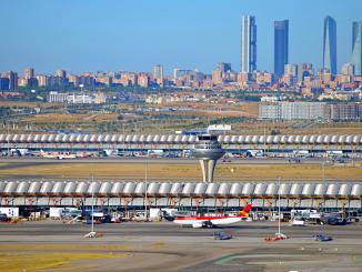 Madrid–Barajas Airport (MAD)