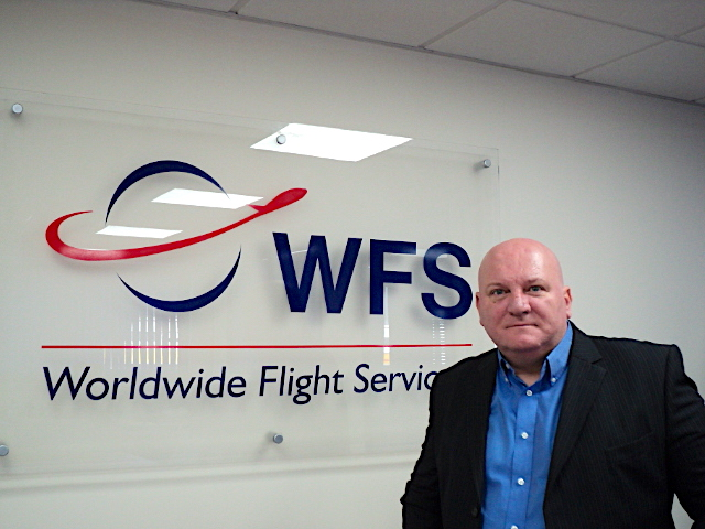 Paul Carmody @ Worldwide Flight Services