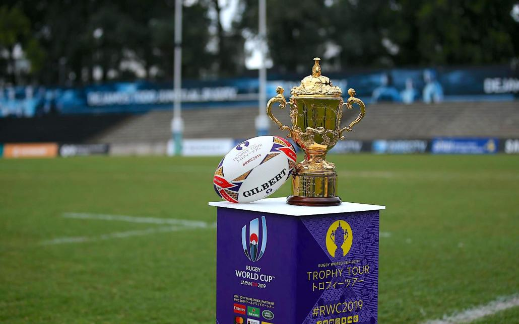 DHL delivers Rugby World Cup 2019 to Japan