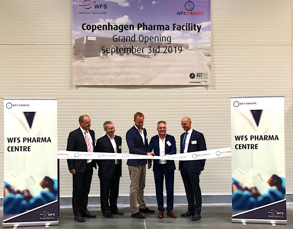 "WFS sets ""new standard"" with Copenhagen pharma opening"