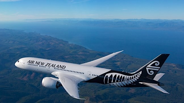Air NZ begins real-time tracking with Descartes ULD solution