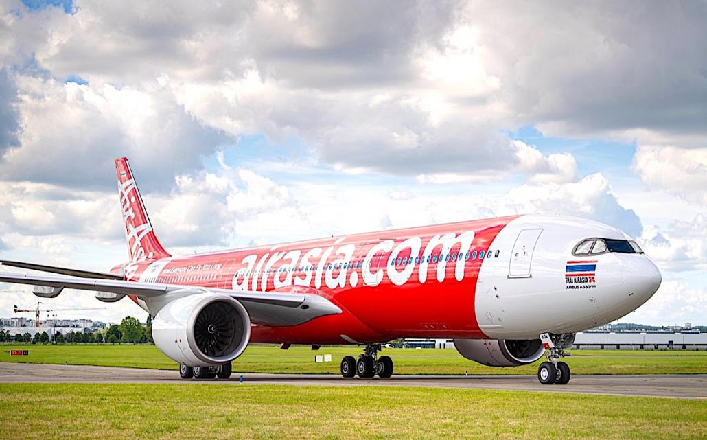 AirAsia X orders 12 more A330neo and 30 A321XLRs