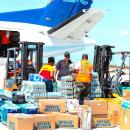 DHL's Disaster Response Team hits the ground in the Bahamas