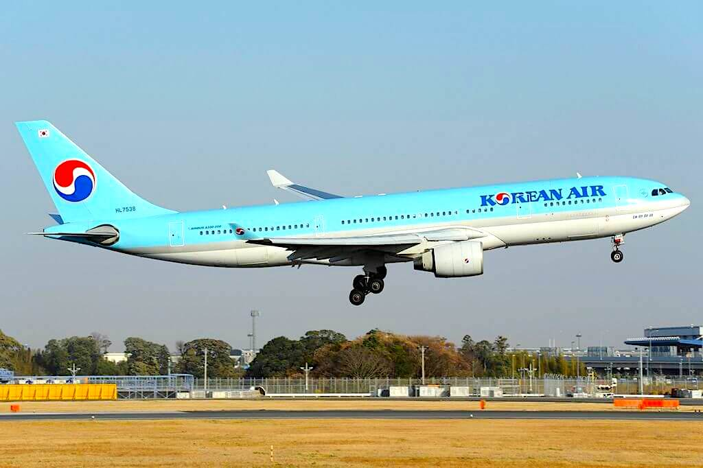 Korean Air ups belly offering with new Philippines, China routes