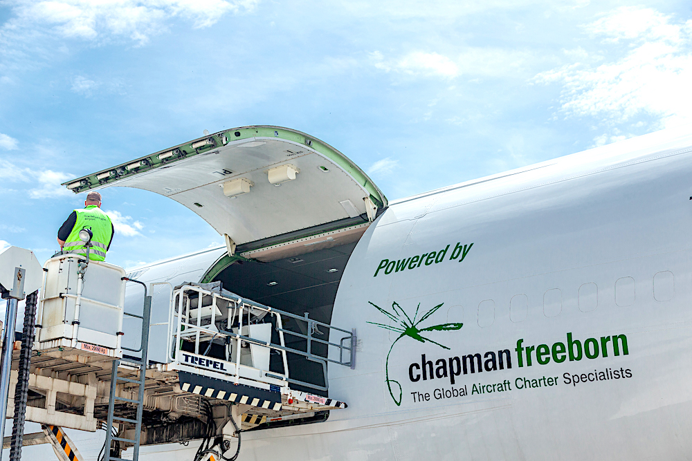 Avia Solutions Group acquires Chapman Freeborn