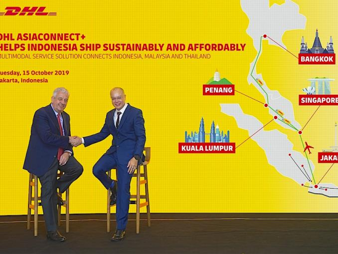 DHL Global Forwarding - Launch of DHL ASIACONNECT+