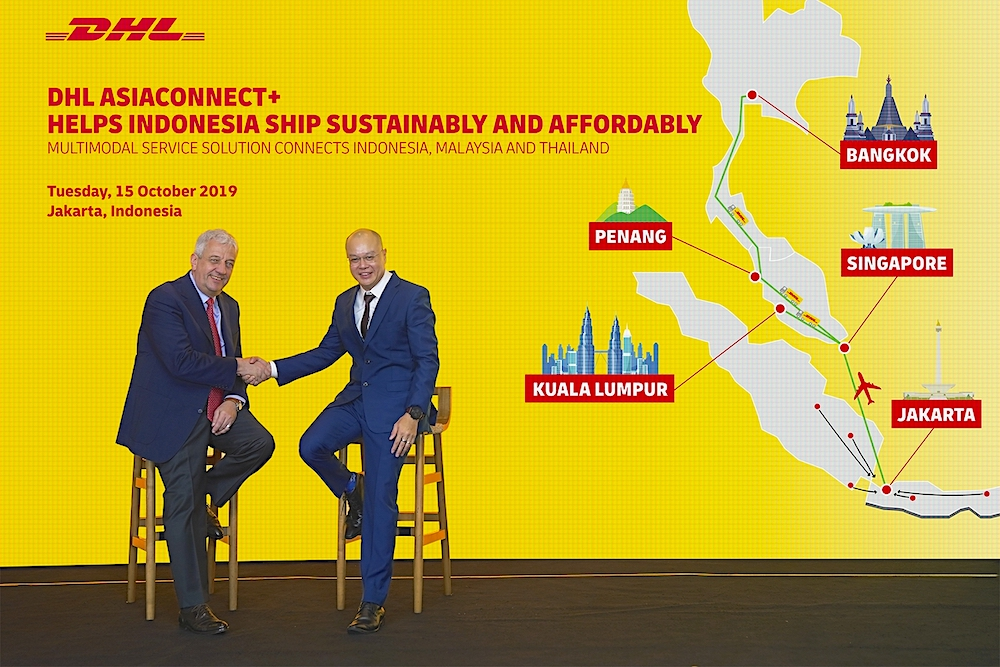 DHL Forwarding launches Indonesia multi-modal service