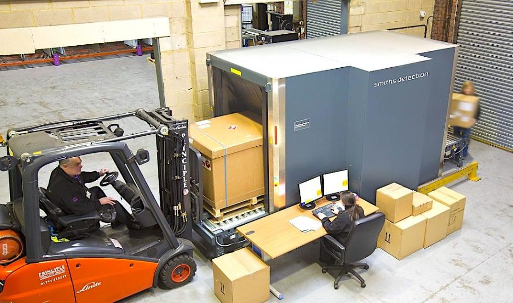 Smiths Detection launches new air cargo scanner