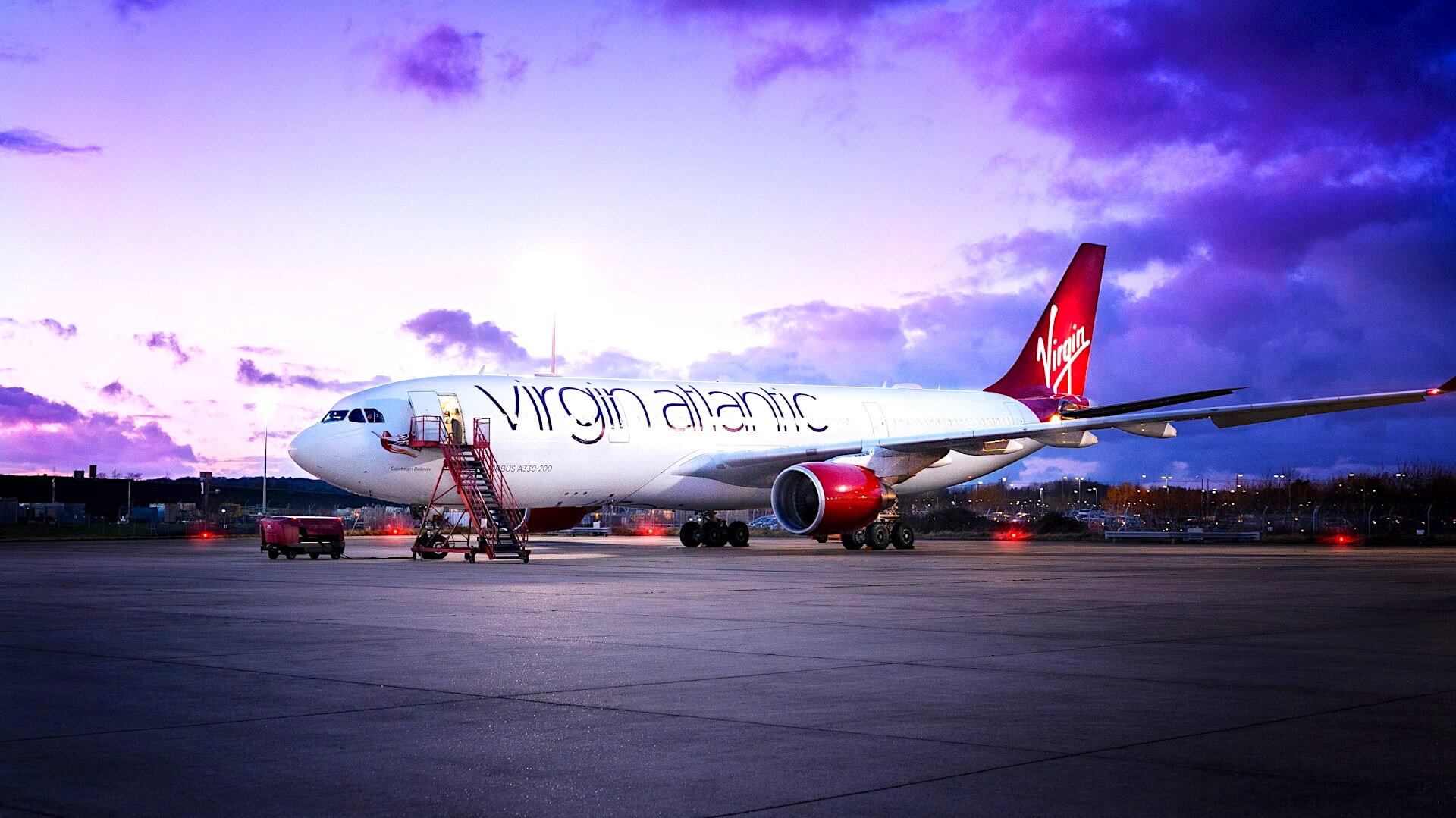 Virgin Atlantic calls for fair competition at LHR with 3rd runway