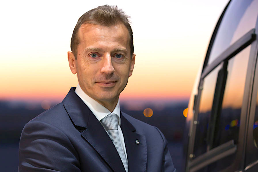 Airbus Guillaume Faury