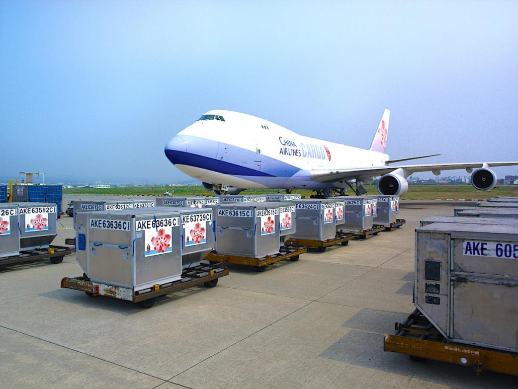 China Airlines to start Mumbai maindeck service