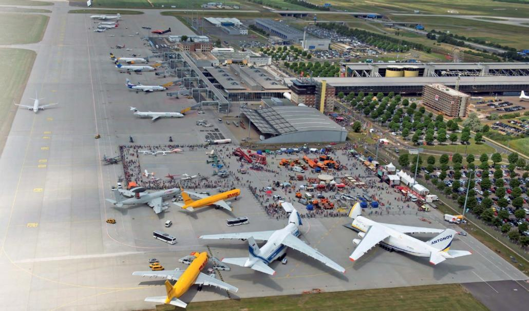Record October cargo volumes at Leipzig/Halle Airport