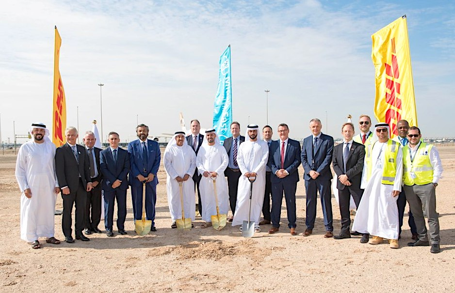 DHL partners Abu Dhabi Airports for expanded express hub