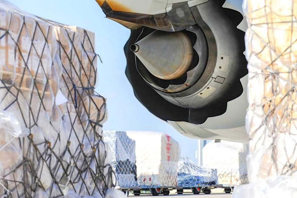 Air cargo sector shows first signs of recovery: CLIVE