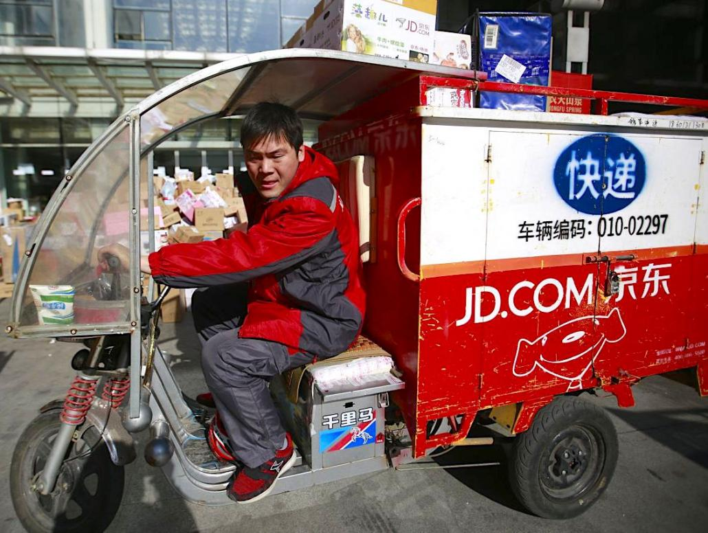 JD Logistics eying overseas IPO with $30 billion valuation