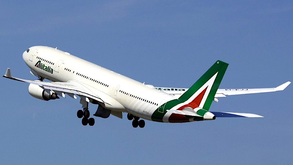 ATC is new GSSA for Alitalia in Germany