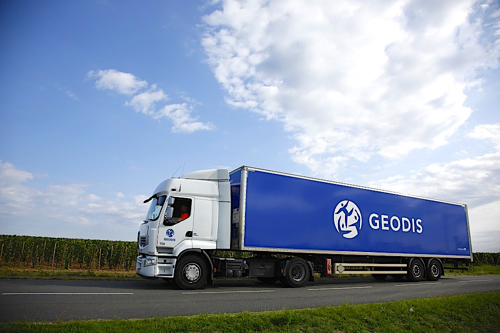 GEODIS offers SE Asia time-definite road freight