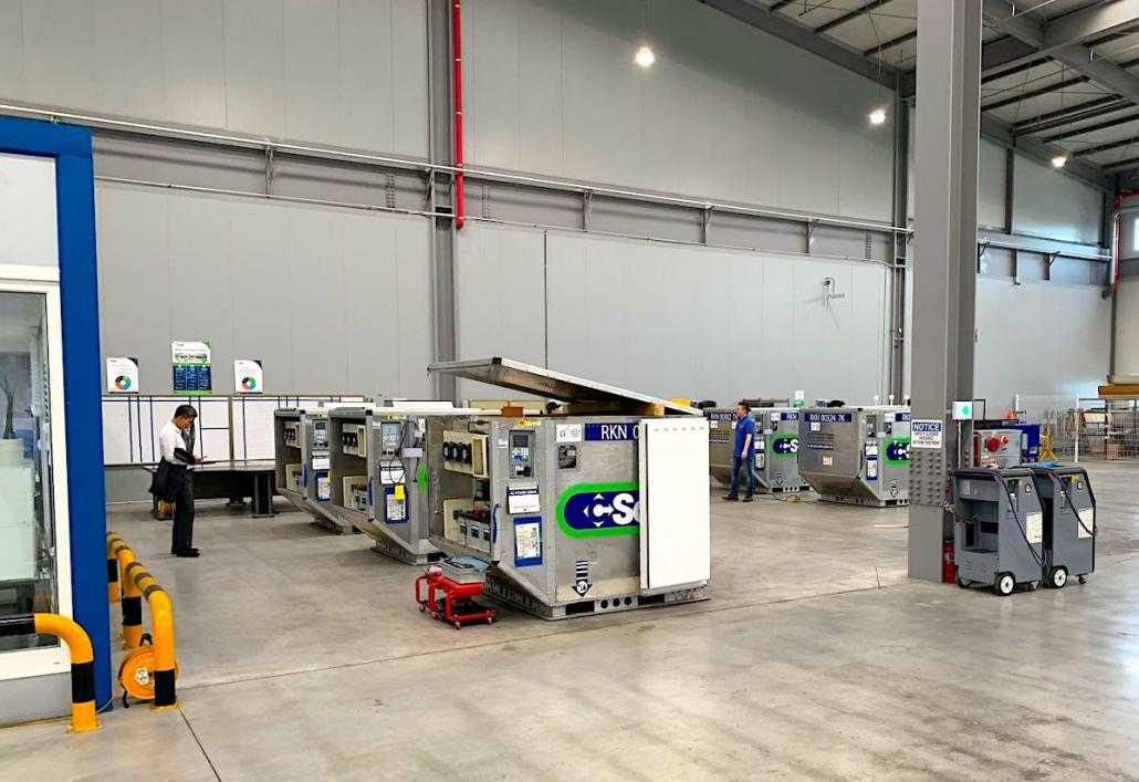 CSafe continues global growth with expanded ICN facility