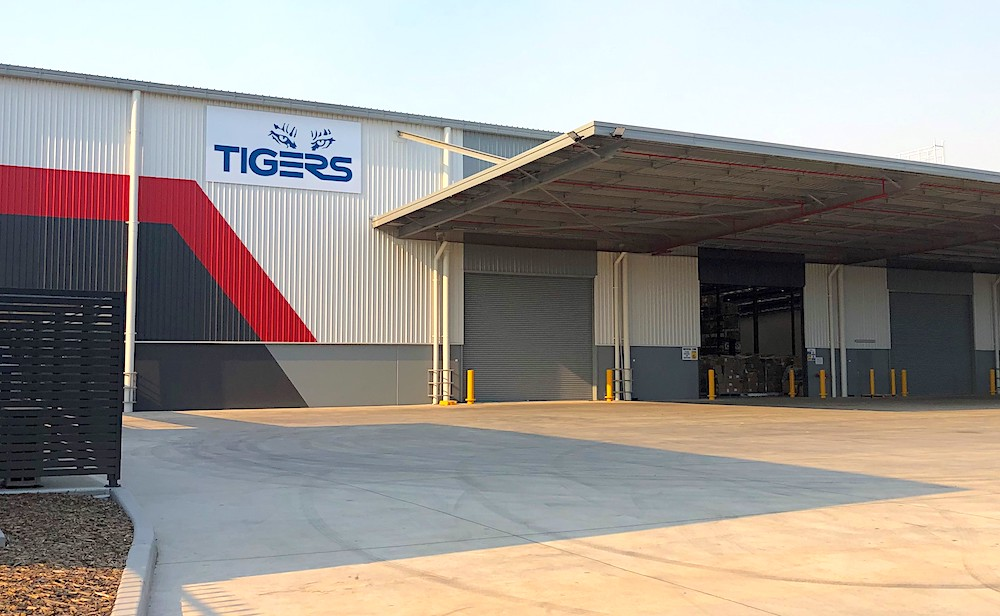 Tigers boosts omni-channel e-commerce capability in Sydney