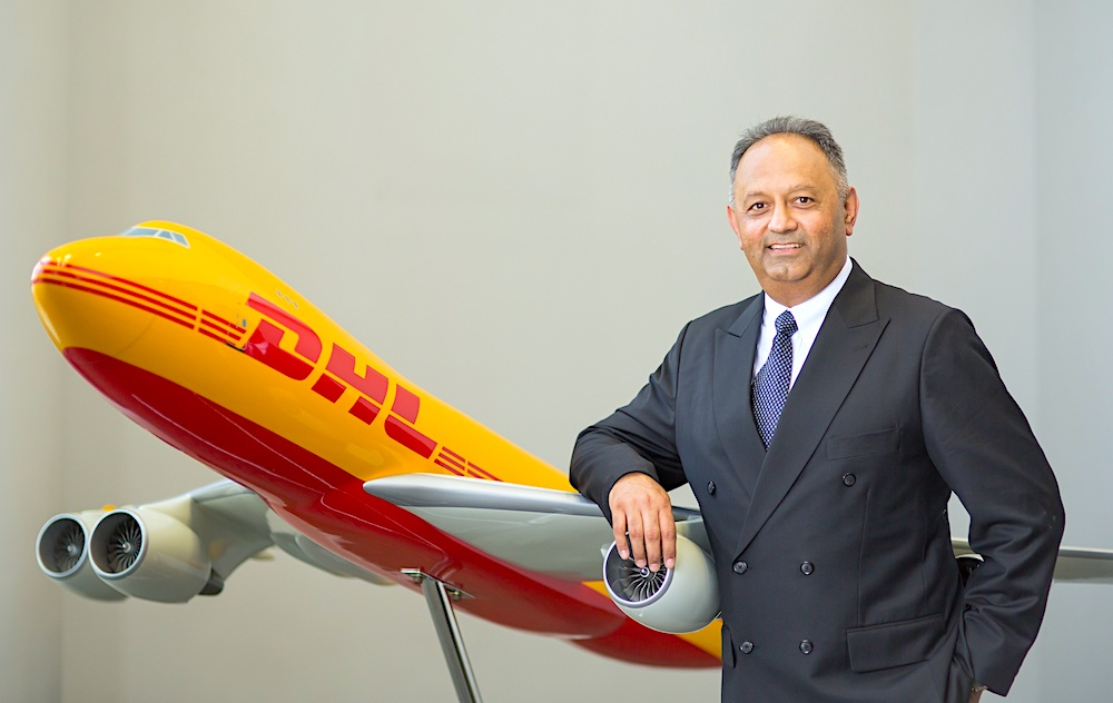 Tony Khan @ DHL Express Japan