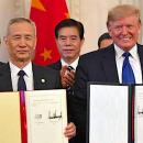 Phase one deal marks truce in US-China trade war