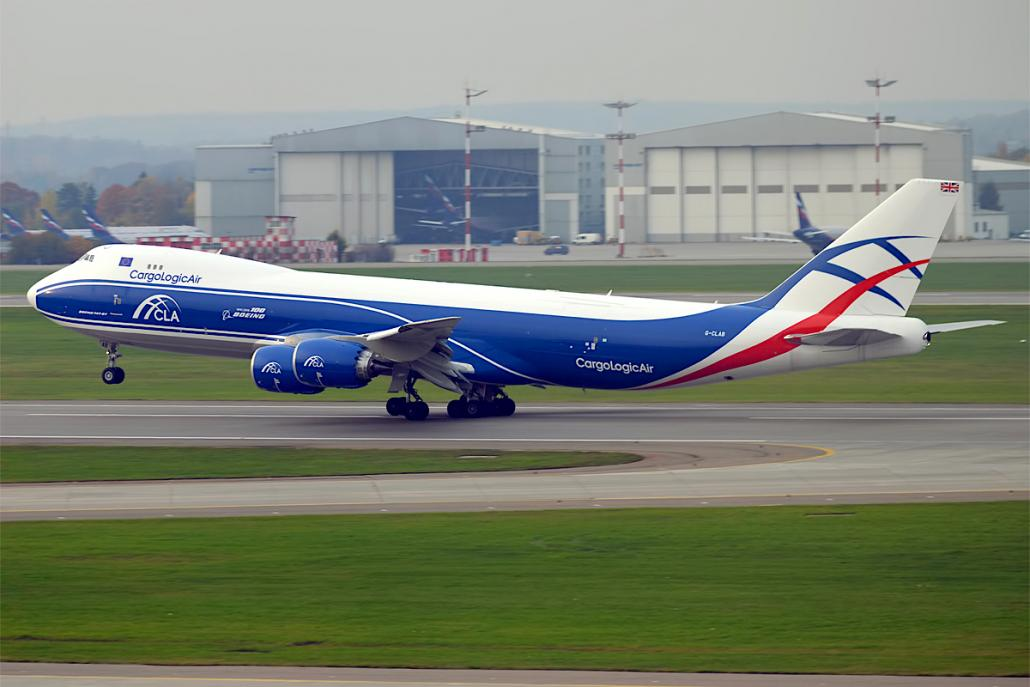 Talk of CargoLogicAir's imminent demise swirl about the industry