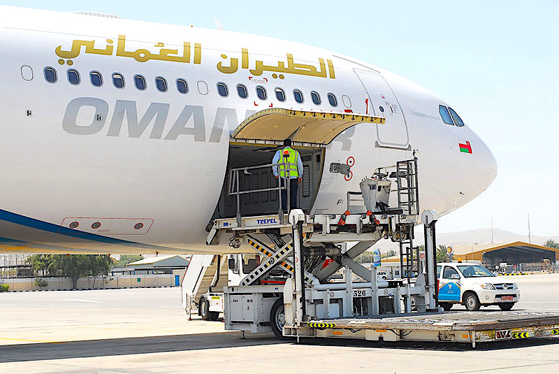 Oman Air Cargo opts for CHAMP suite of solutions