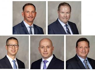 WWF appointments