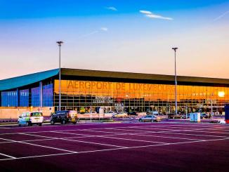 Luxembourg Airport LUX