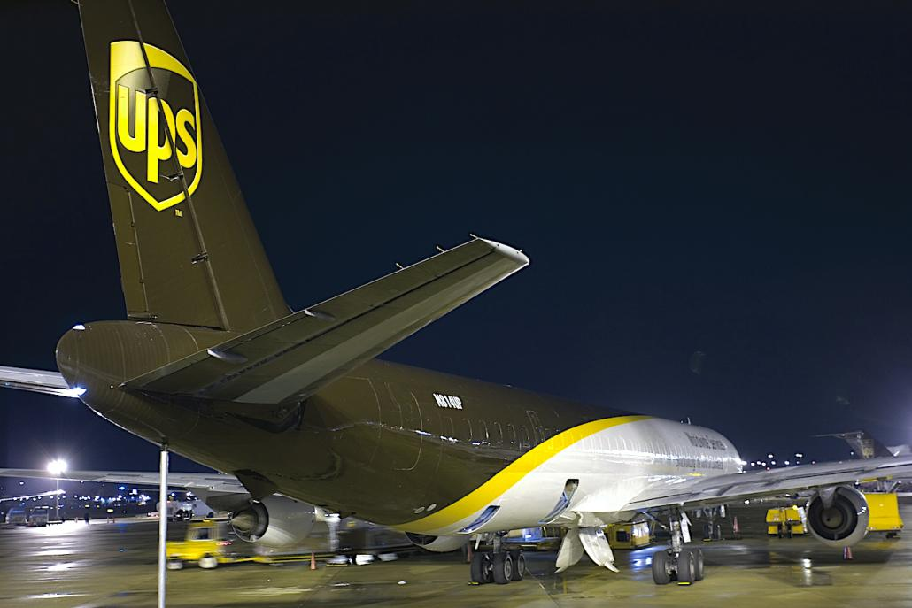 UPS mobilises against coronavirus in collaboration with Customers and gov't