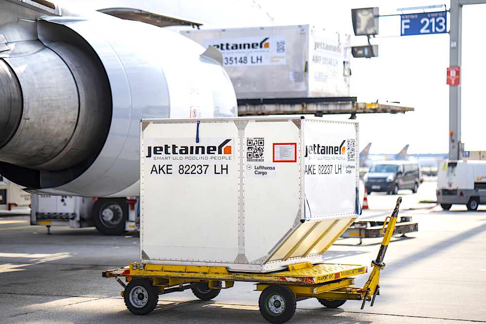 Covid-19 cargo demand means global ULD imbalance: Jettainer