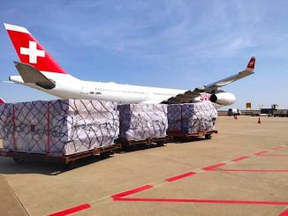 swiss cargo only flights