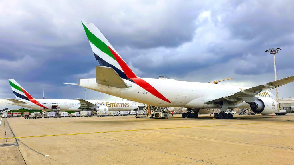 Emirates boosts service to 67 cities including 58 cargo-only pax