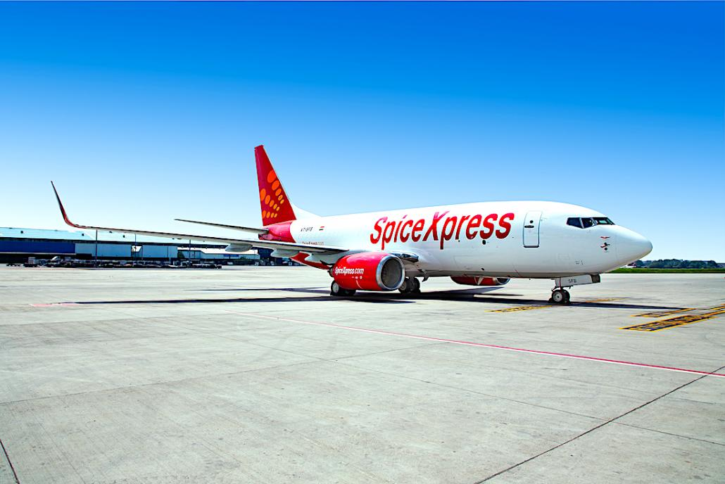 SpiceJet begins cargo operations to Sudan, Incheon