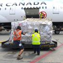Air Canada adds five new cargo-only destinations