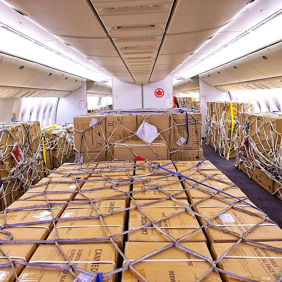 FAA finally gives approval for cargo-only seat removal