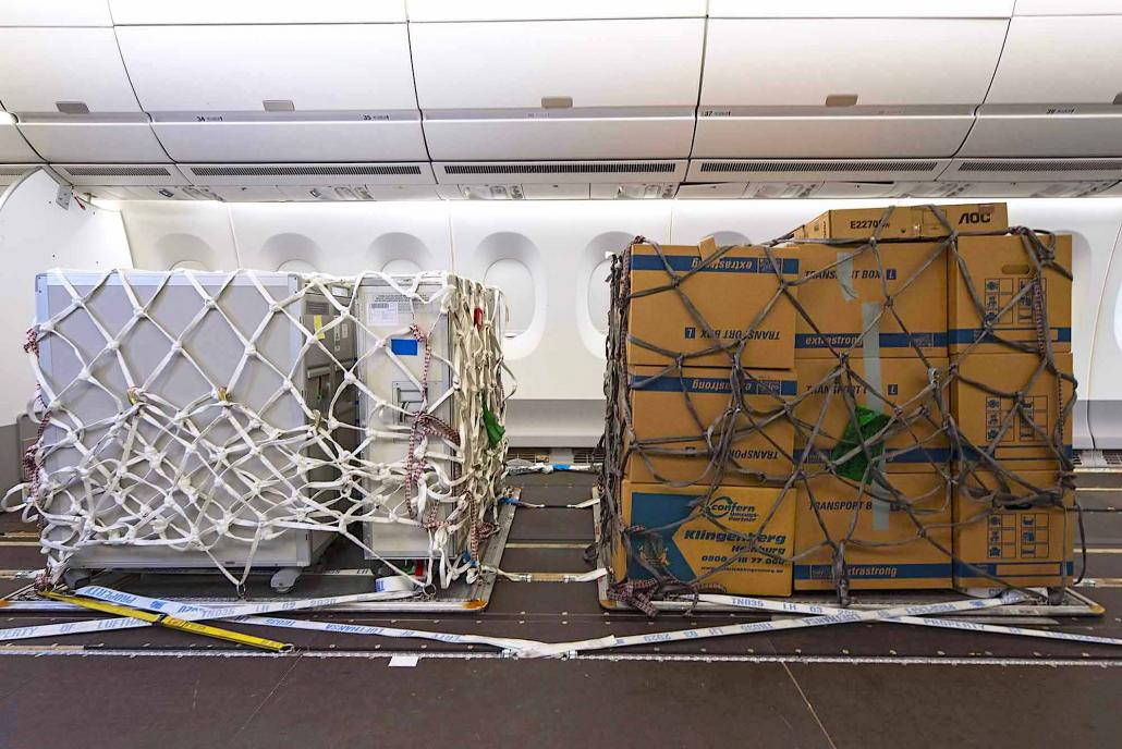 Airbus develops A330, A350 solution for pure cargo ops