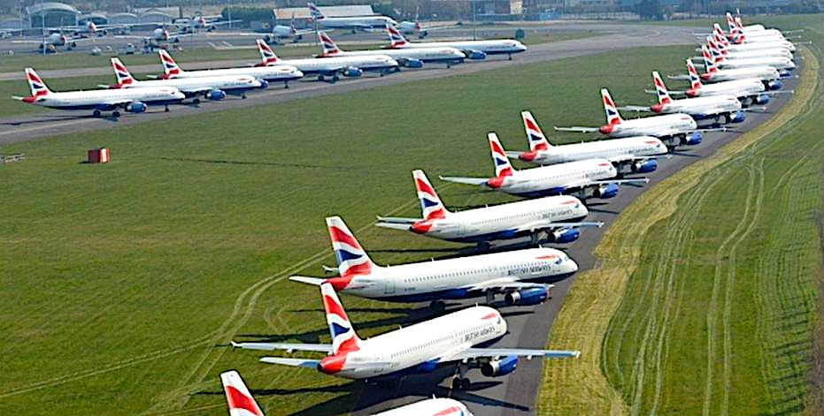 """Harsh winter ahead for """"beleaguered and battered"""" industry: IATA"""
