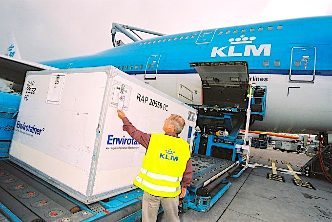 Air France KLM upgrades Schiphol Pharma Hub for Covid-19 vaccines