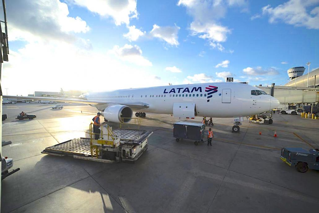 LATAM Cargo expands pharma network as Covid demand surges
