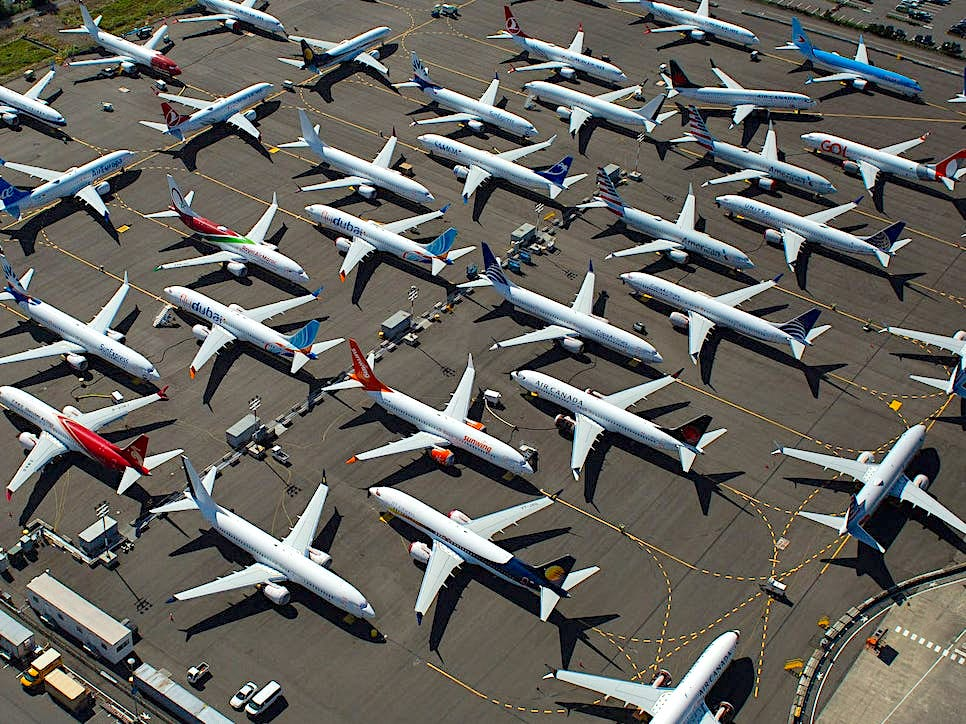 Cargo continues as pax markets remain in stasis: AAPA
