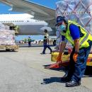 United, Commodity Forwarders uplift perishables to Guam on new service