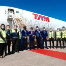 LATAM Cargo launches MIA-FLN maindeck service