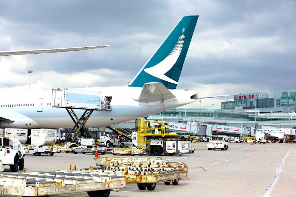 Cathay Pacific flags rising cargo demand on back of emerging peak