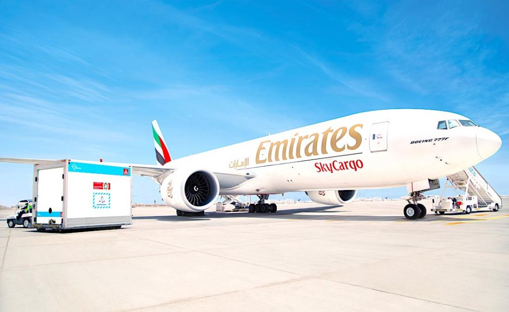 Emirates SkyCentral to function as dedicated COVID-19 vaccine hub