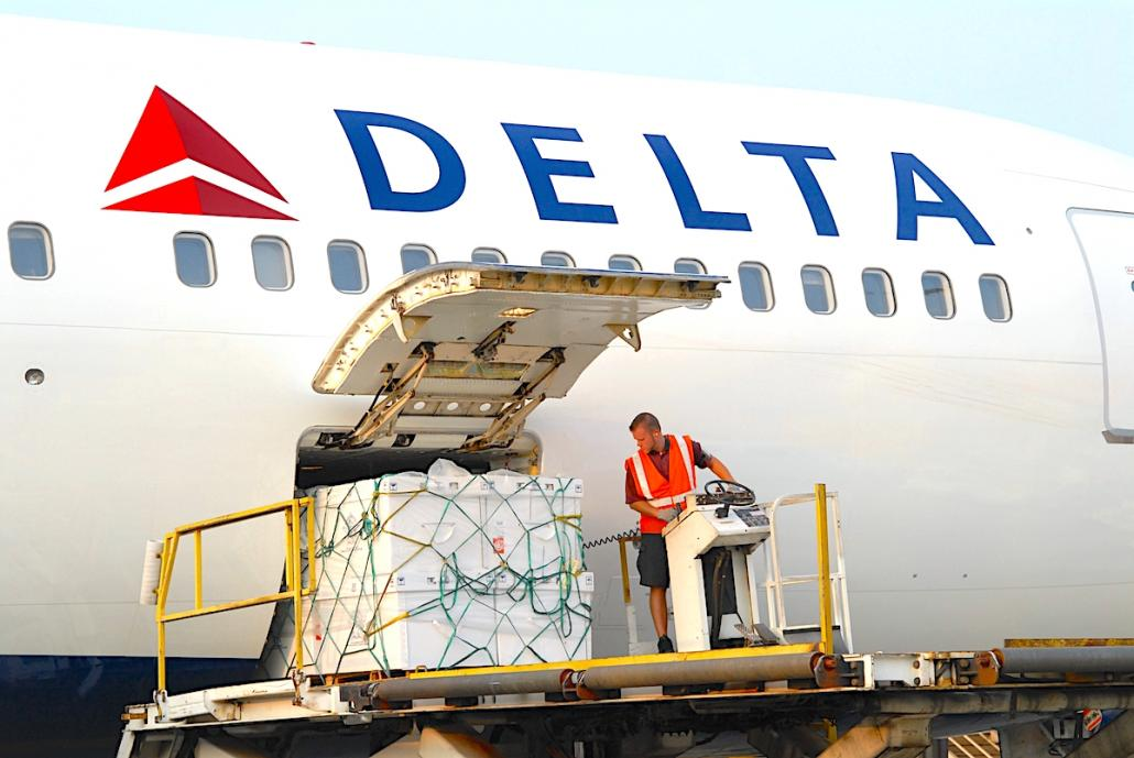 Delta launches scheduled cargo-only flights US-Europe
