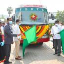 One-of-a-kind cargo bus feeder service ready to roll in Hyderabad